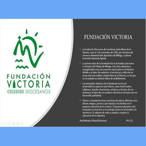 Redacciones 3º y 4º de la ESO – Día de la Fundación